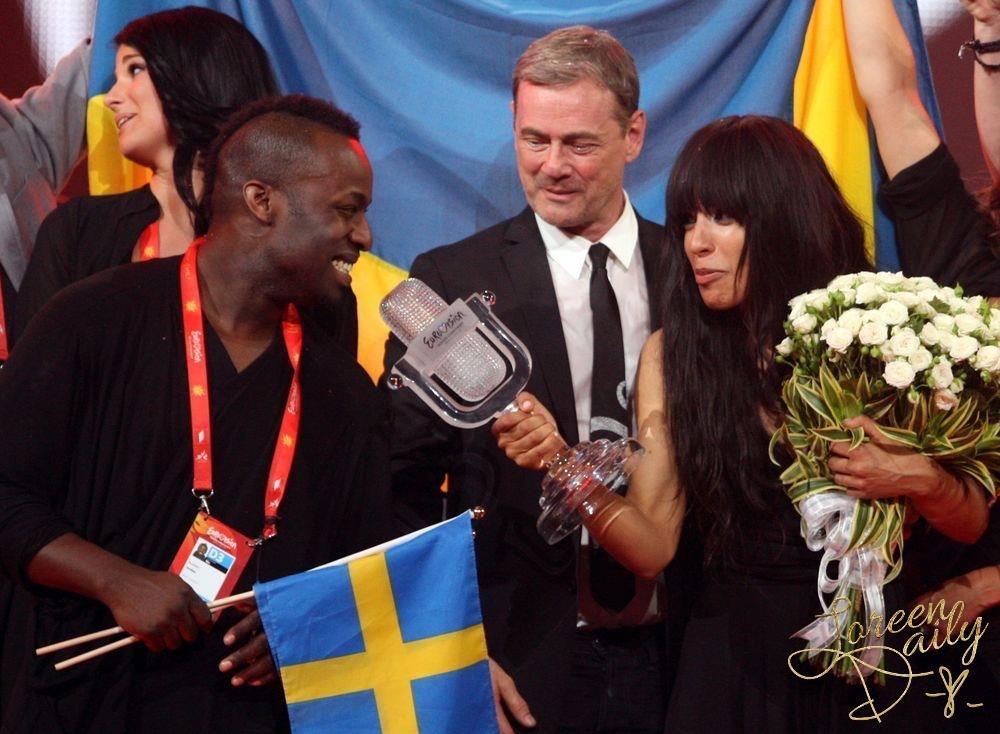 Eurovision Winner!!!!